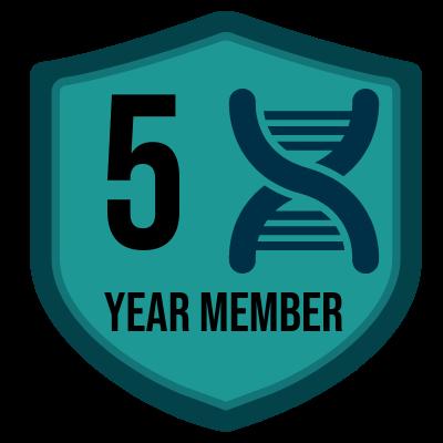 5 Year Member